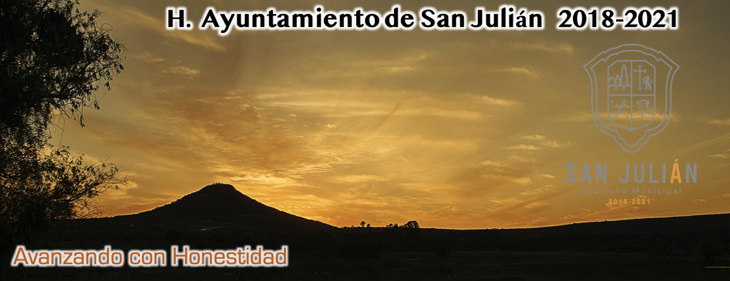 H. Ayuntamiento de San Julián 2018-2021